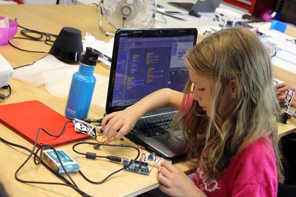 STEM Class Arduino