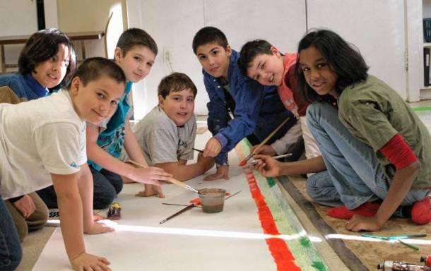 STEM work together