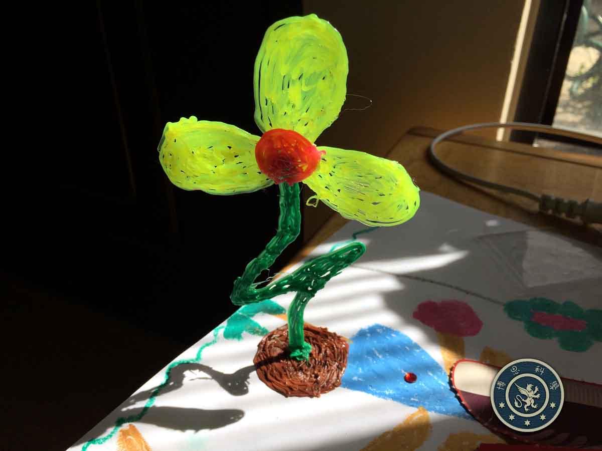 3D 花朵
