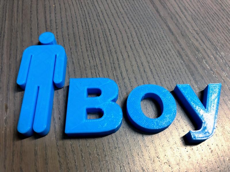 廁所Boy