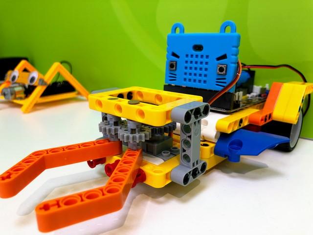 積木機器人II